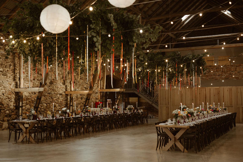 dekoracje wnetrza w folwarku wasowo